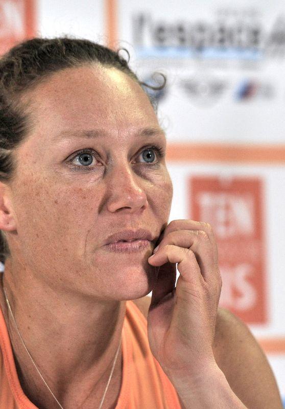Samantha Stosur – Internationaux de Strasbourg Tennis Tournament 05/24/2018