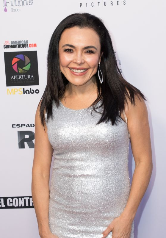 """Sandra Santiago - """"El Contratista"""" Special Cast and Crew Screening in Hollywood"""