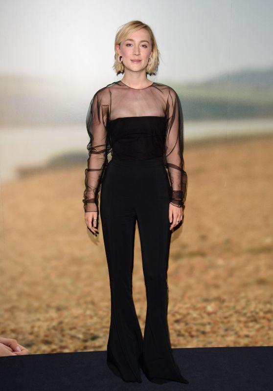 "Saoirse Ronan - ""On Chesil Beach"" Screening in London 05/08/2018"