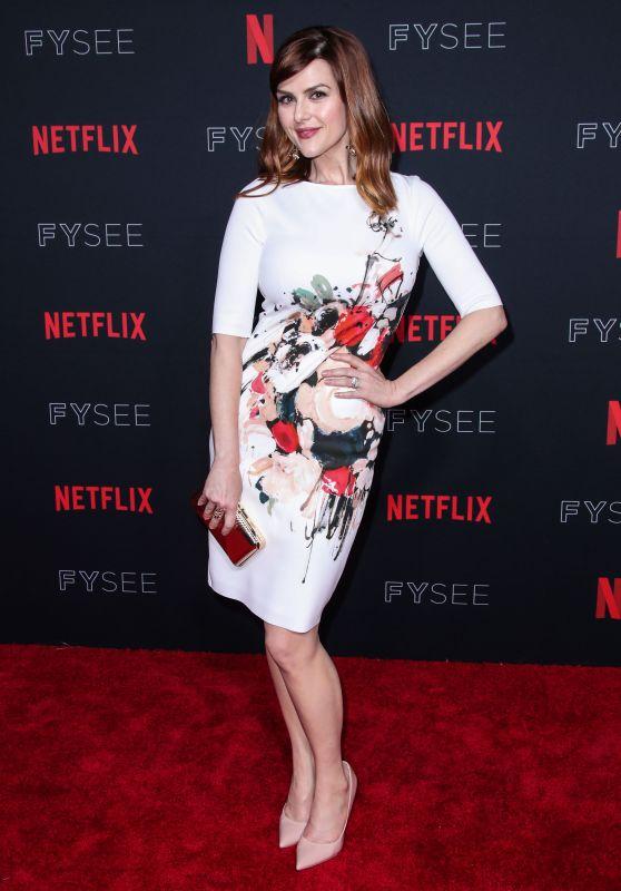 Sara Rue – Netflix FYSee Kick-Off Event in Los Angeles 05/06/2018