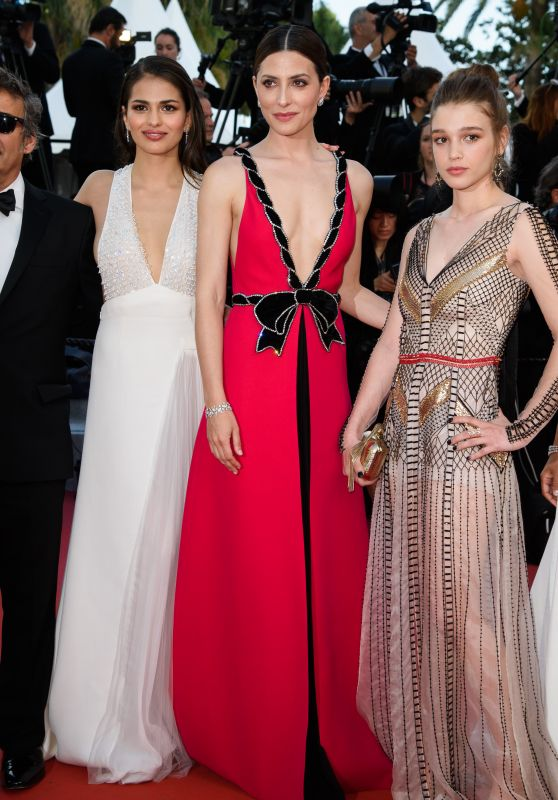 "Sara Salamo, Carla Campra and Barbara Lennie – ""Everybody Knows"" Premiere and Cannes Film Festival 2018 Opening Ceremony"