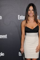 Sarah Shahi – 2018 EW and People Upfronts Party in New York