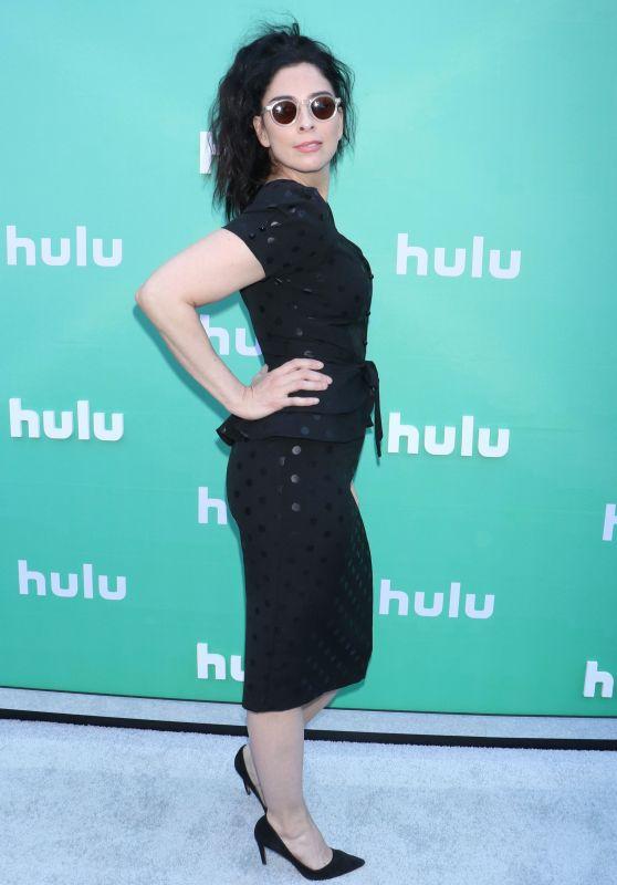 Sarah Silverman - Hulu Upfront Presentation in NY 05/02/2018
