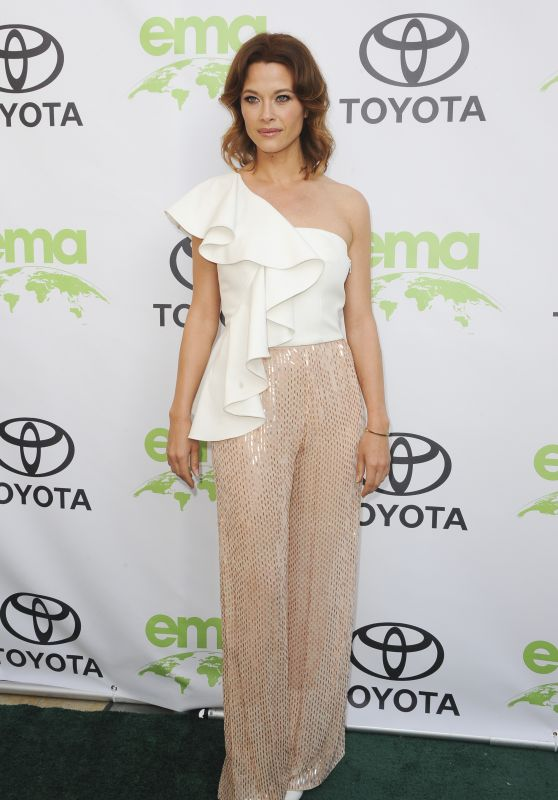 Scottie Thompson – 2018 Environmental Media Awards in Beverly Hills