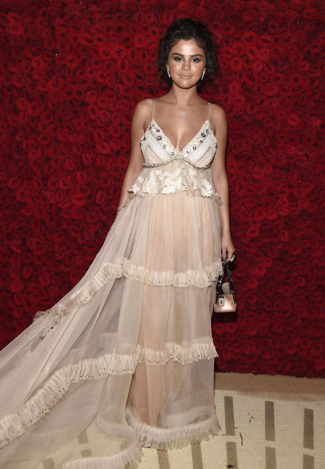 Selena Gomez Met Gala 2018