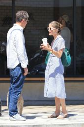 Selma Blair - Stop by Alfred Coffee & Kitchen in Studio City 05/07/2018
