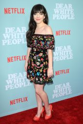 "Sheridan Pierce - ""Dear White People"" TV Show Premiere in LA"