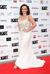 Shirley Ballas – British LGBT Awards 2018