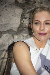 Sienna Miller – Louis Vuitton 2019 Cruise Collection in Saint-Paul-De-Vence