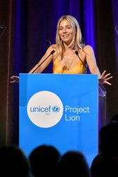 Sienna Miller - Unicef Project Lion Launch 2018 in New York 05/30/2018