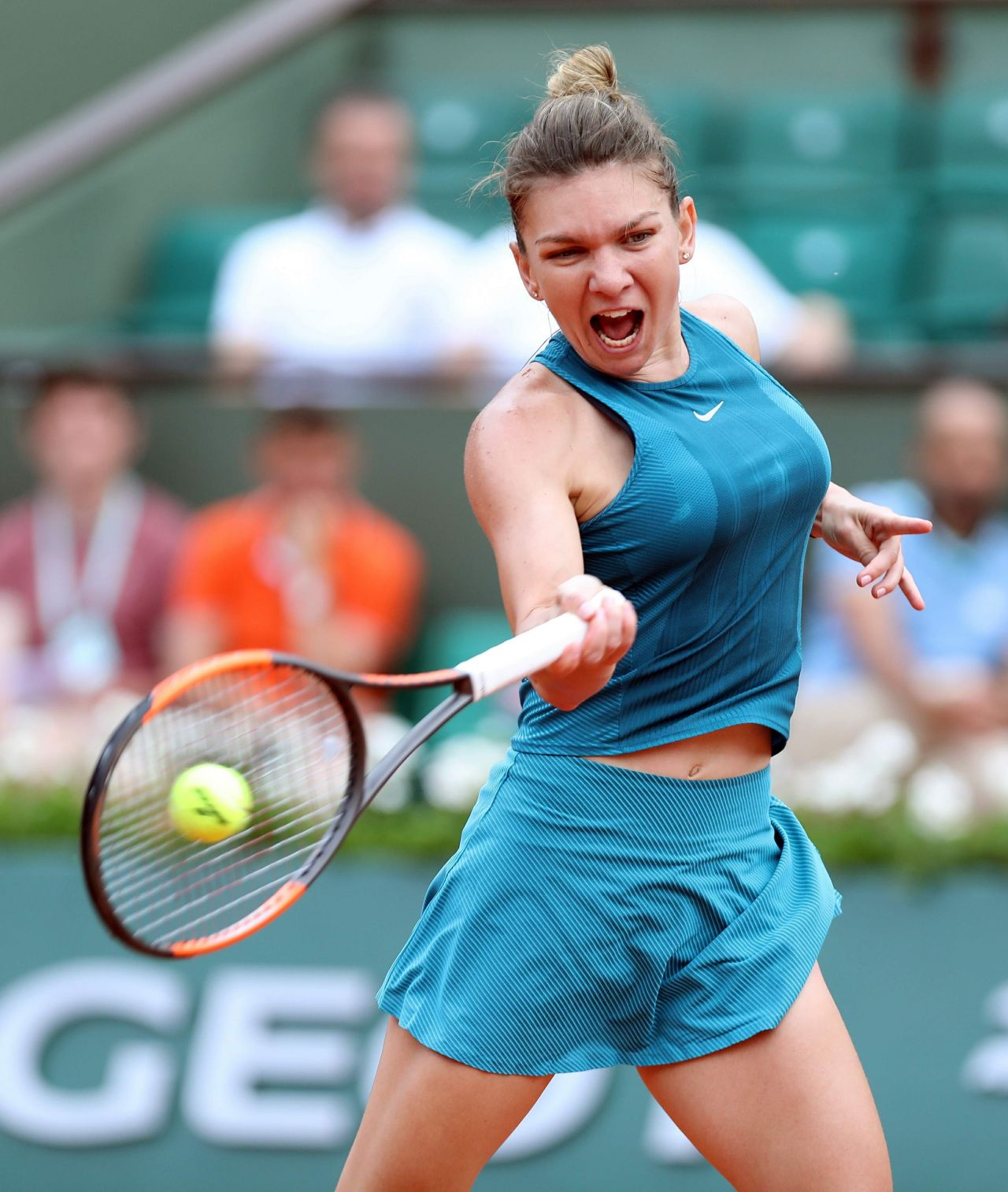 Simona Halep - China Open Tennis 2017 in Beijing 10/06/2017
