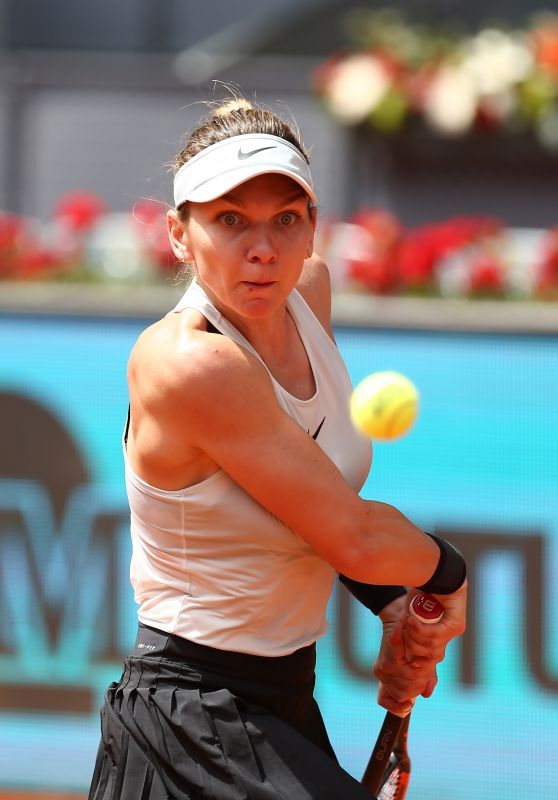 Simona Halep - Mutua Madrid Open 05/08/2018