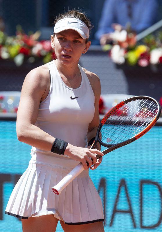 Simona Halep – Mutua Madrid Open 05/10/2018