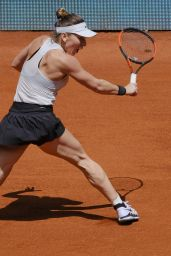Simona Halep - Mutua Madrid Open in Madrid 05/06/2018