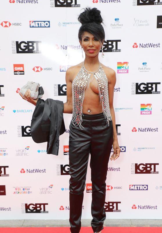 Sinitta – British LGBT Awards 2018