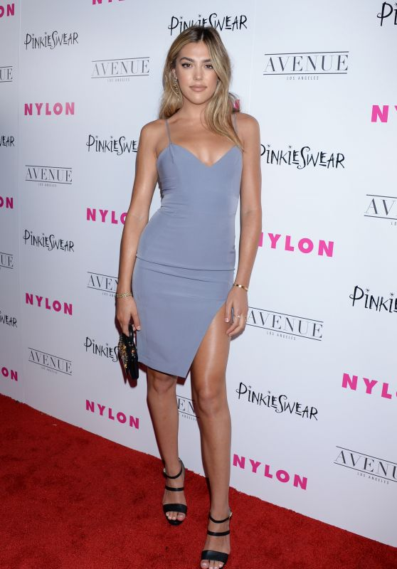 Sistine Stallonei – NYLON Young Hollywood Party in LA