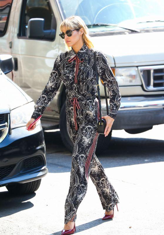 Sofia Boutella Style and Fashion - New York City 05/08/2018
