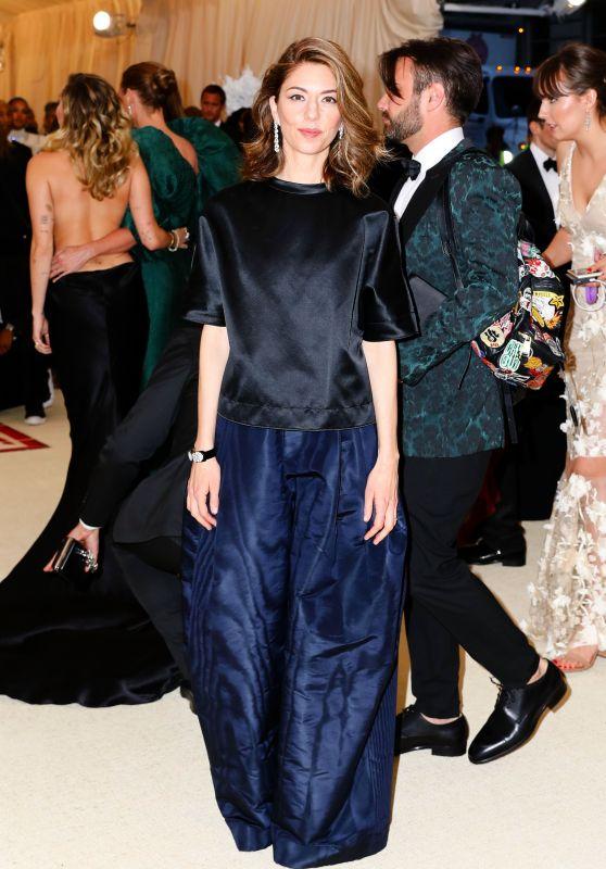 Sofia Coppola – MET Gala 2018