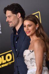 """Sofia Vergara – """"Solo: A Star Wars Story"""" Premiere in LA"""