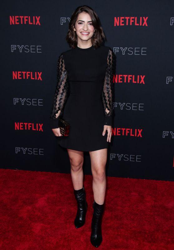 Soni Nicole Bringas – Netflix FYSee Kick-Off Event in Los Angeles 05/06/2018