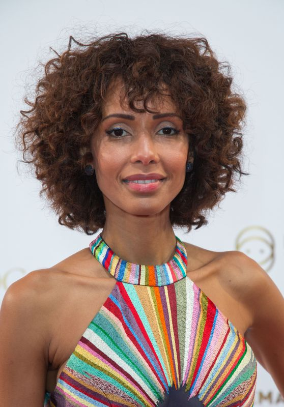 Sonia Rolland - Semaine du Cinema Positive by Positive Planet Diner in Cannes