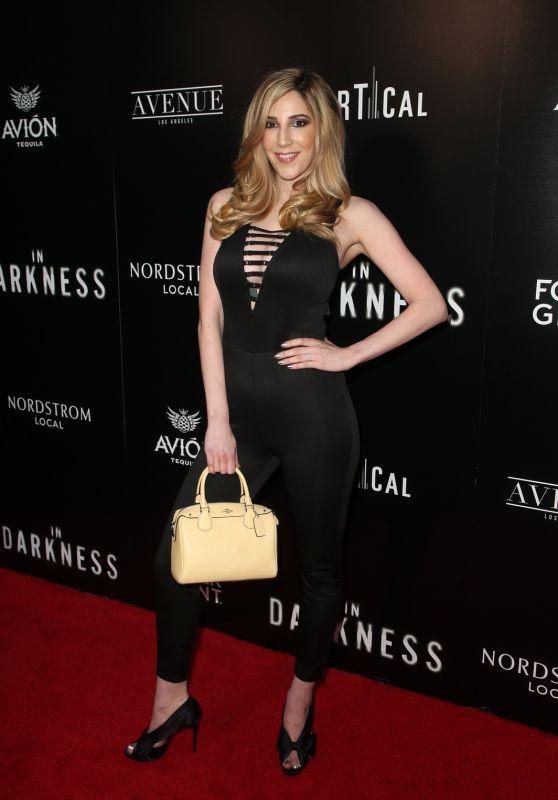 "Soolin DeMaria - ""In Darkness"" Premiere in Hollywood"