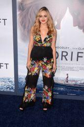 "Sophie Reynolds – ""Adrift"" Premiere in Los Angeles"