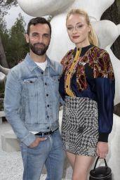 Sophie Turner – Louis Vuitton 2019 Cruise Collection in Saint-Paul-De-Vence
