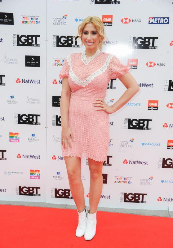 Stacey Solomon – British LGBT Awards 2018