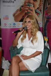 Stacey Solomon - Mother of Maniacs Event With Celebrity Friends in London 05/30/2018