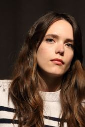 "Stacy Martin - ""Le Redoutable"" Press Conference in Tokyo"