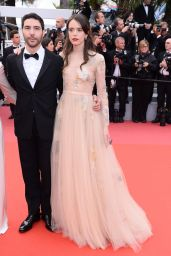 "Stacy Martin – ""Sink or Swim"" Red Carpet in Cannes"