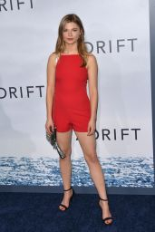 "Stefanie Scott - ""Adrift"" Premiere in Los Angeles"