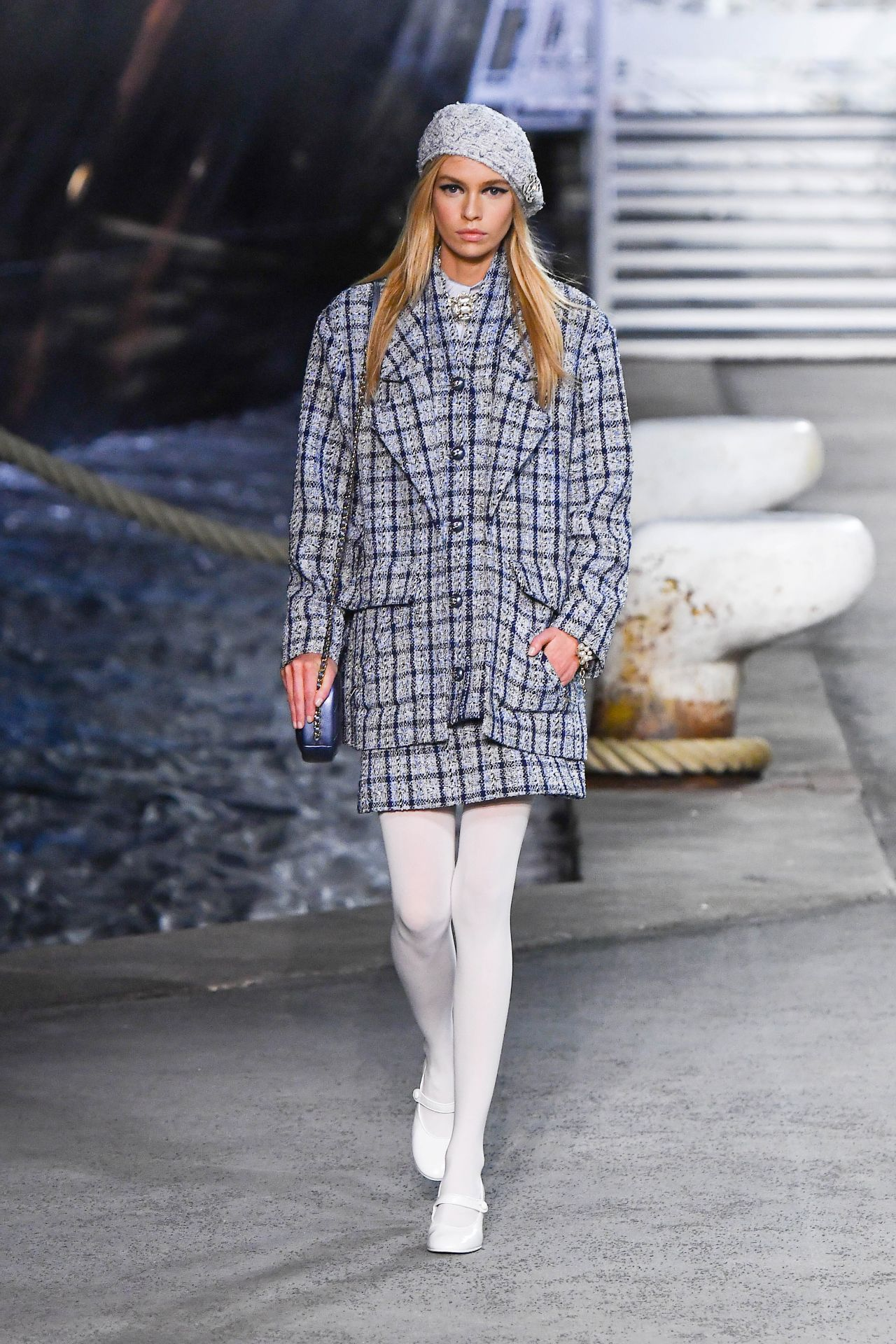 e7314a005498 Stella Maxwell - Chanel Cruise Collection Runway in Paris 05 03 2018