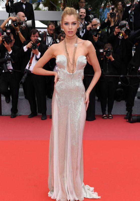 "Stella Maxwell – ""Sorry Angel"" Premiere at Cannes Film Festival"