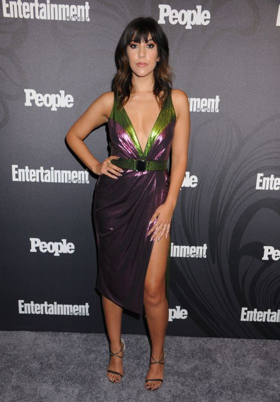 Stephanie Beatriz – 2018 EW and People Upfronts Party in New York