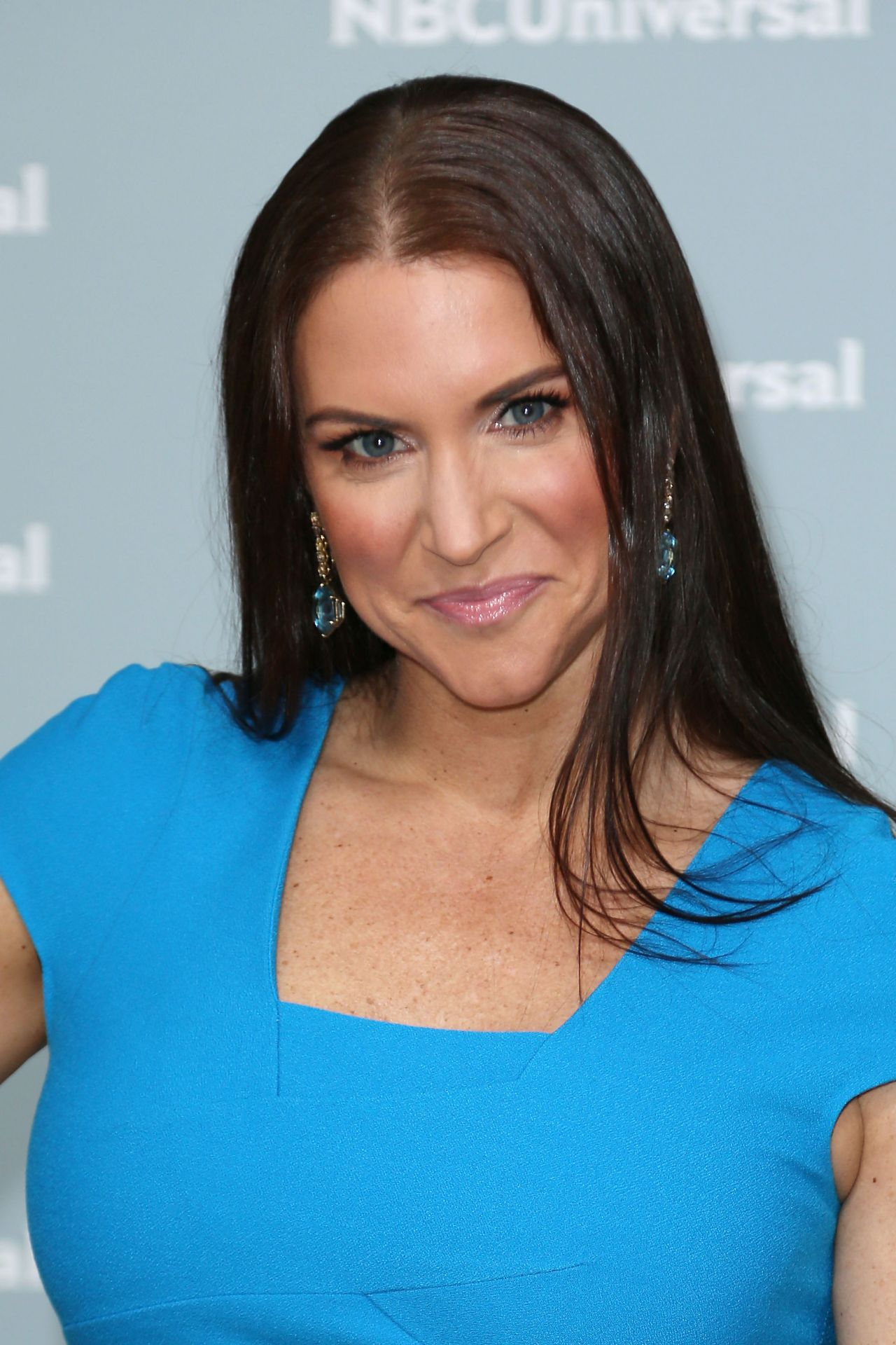 Stephanie Mcmahon 2018 Nbcuniversal Upfront In Nyc