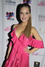 Stephanie Waring - Miss Manchester 2018 in Manchester