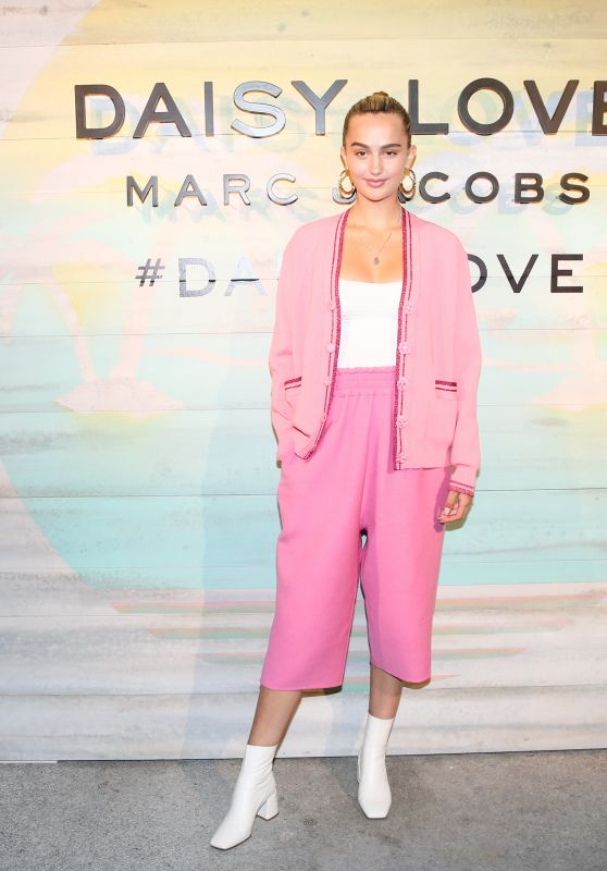 Suede Brooks – Daisy Love Fragrance Launch in Santa Monica