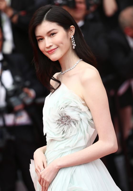 "Sui He – ""Sorry Angel"" Premiere at Cannes Film Festival"