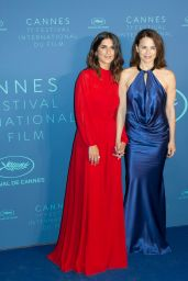 Suzanne Clement and Geraldine Nakache - Gala Dinner at Cannes Film Festival