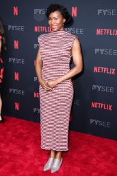 Sydelle Noel – Netflix FYSee Kick-Off Event in Los Angeles 05/06/2018