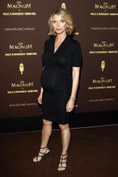 Sylvie Tellier – Magnum VIP Party in Cannes 05/10/2018
