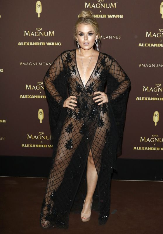 Tallia Storm – Magnum x Alexander Wang Party in Cannes 05/10/2018
