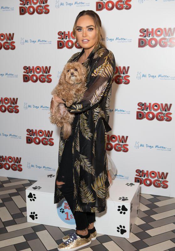 """Tamara Ecclestone – """"Show Dogs"""" Premiere in London"""