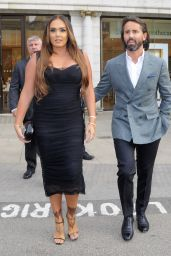 Tamara Ecclestone - The Connor Brothers Call Me Anything But Ordinary Private View in London