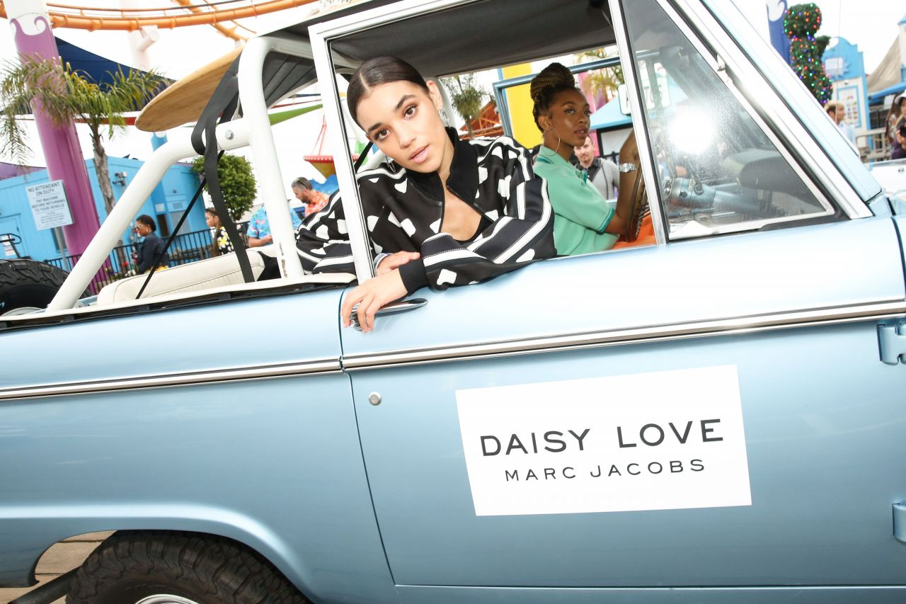 Tashi Rodriguez Daisy Love Fragrance Launch In Santa Monica