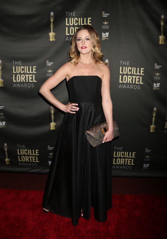 Taylor Louderman - Lucille Lortel Awards in New York 05/06/2018
