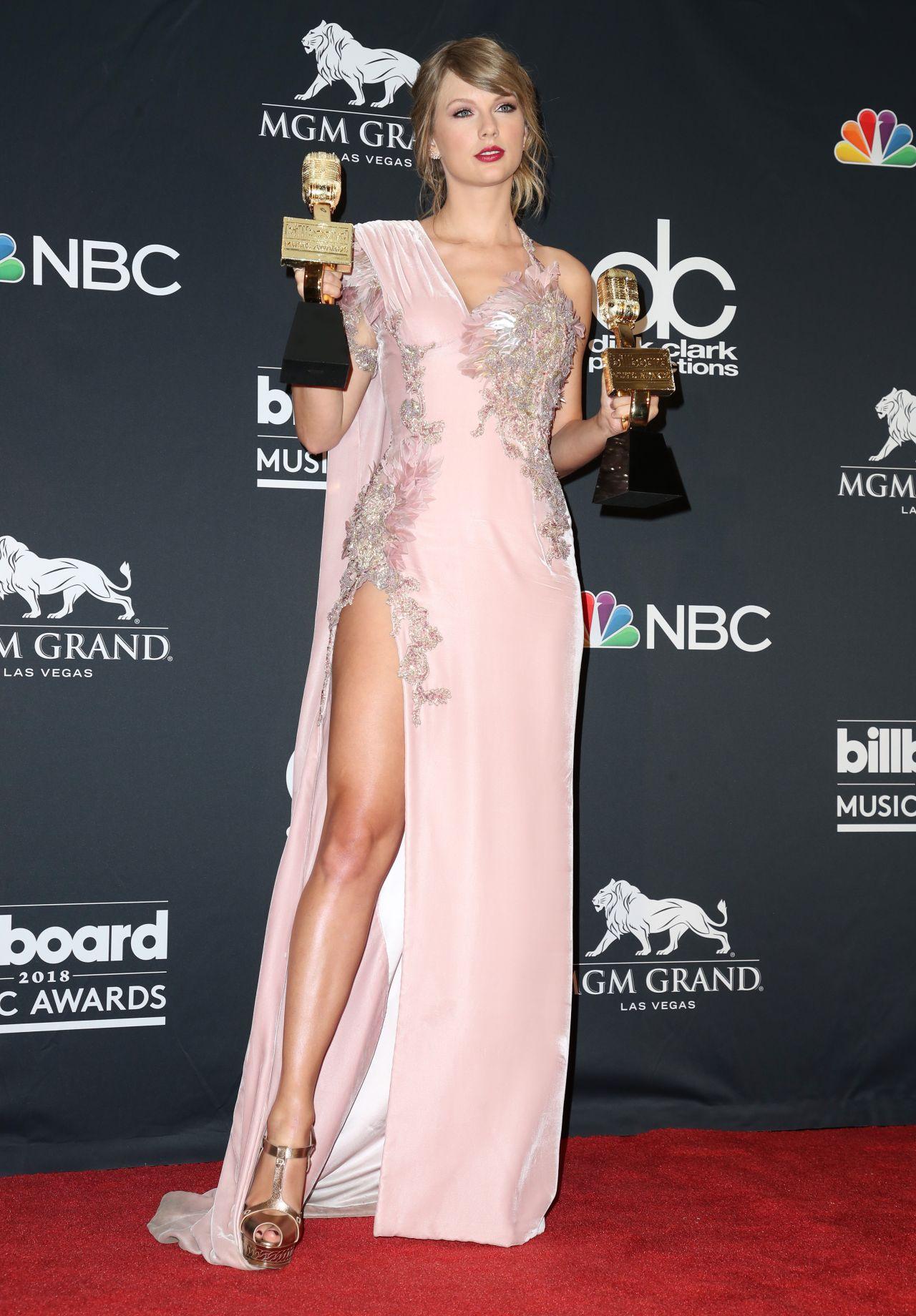 Taylor Swift 2018 Billboard Music Awards In Las Vegas
