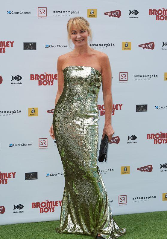 "Terri Dwyer – ""Bromley Boys"" World Premiere in London"
